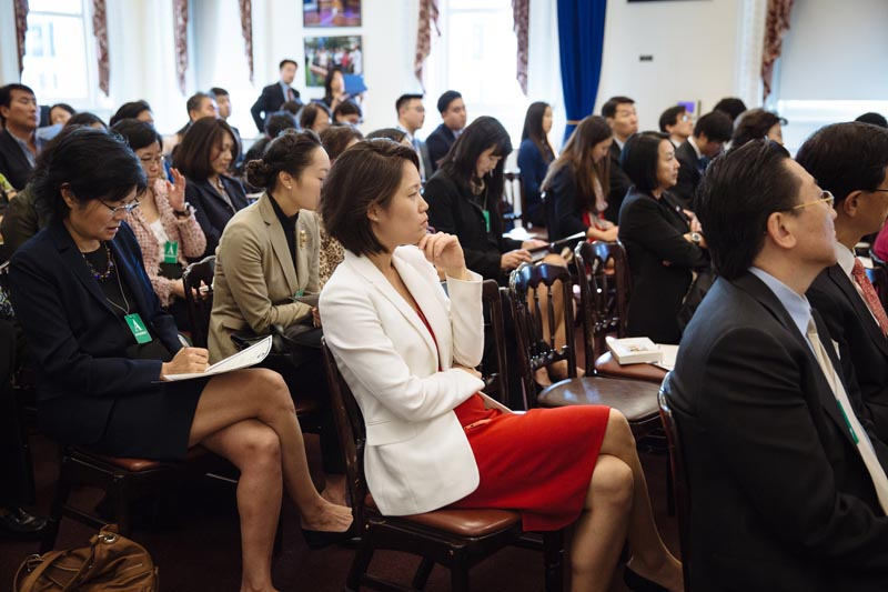 2016 CKA Summit White House Briefing Image #33