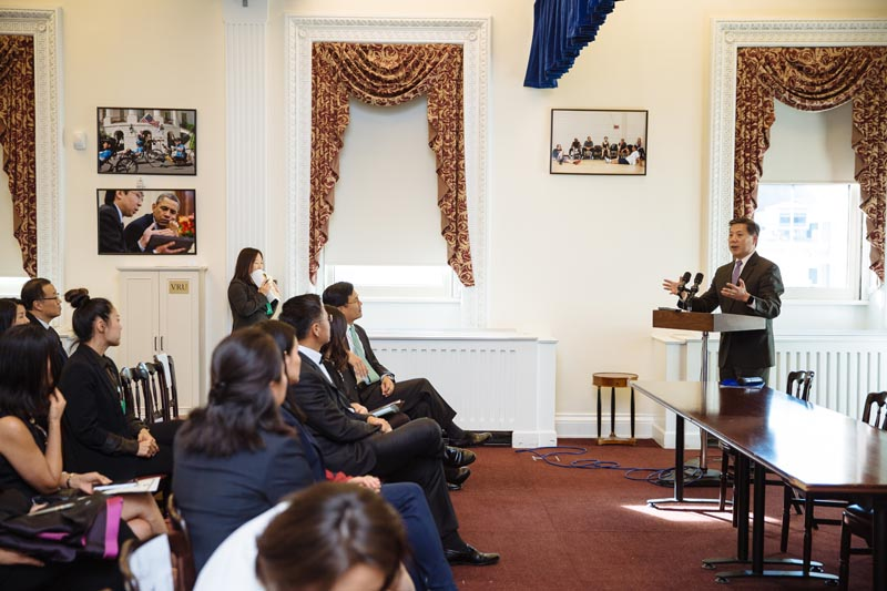 2016 CKA Summit White House Briefing Image #39