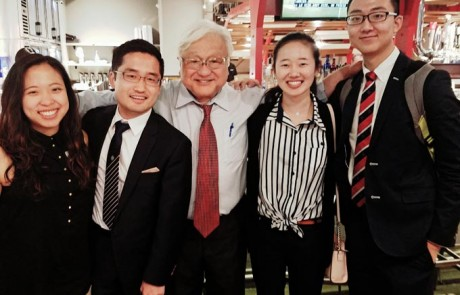 2016 CKA PSI interns with Rep. Mike Honda
