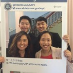 2016 CKA PSI interns at CKA's 2016 White House Briefing