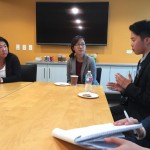 2016 CKA PSI interns with Mee Moua, Executive Director of Asian Americans Advancing Justice | AAJC