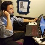 2016 KALCA intern (Alexander Kwon) phone banking