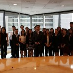 2016 CKA & KALCA interns with New York State Assemblyman Ron Kim