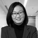 Shirley Cho (BW)